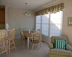 Ocean City DE Shore-Lodging expedition-Bear Trap Dunes Townhouse 4-Cleaning Fee