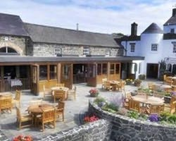 North and North West- LODGING trek-Bushmills Inn