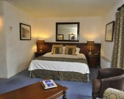 North and North West- LODGING tour-Bushmills Inn