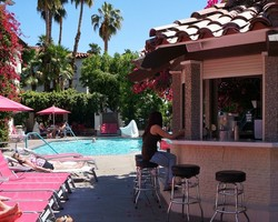 Palm Springs- LODGING weekend-Best Western Las Brisas