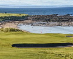 St Andrews amp Fife-Golf holiday-Crail Balcomie-Green Fee