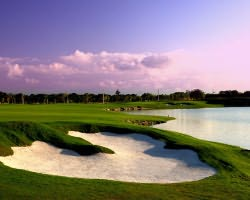 Golf Vacation Package - Hard Rock Golf Club
