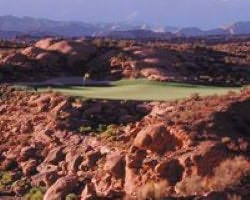Mesquite- GOLF tour-Coral Canyon Golf Club - St George Utah-Daily Rate