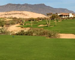 Cabo San Lucas- GOLF expedition-Club Campestre San Jose-Daily Rate