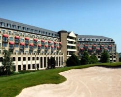South Wales- LODGING travel-Celtic Manor Resort-1 Night Resort Room with 18 Holes 2010 - Double Occupancy