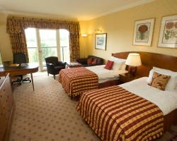 South Wales- LODGING expedition-Celtic Manor Resort-1 Night Resort Room with 18 Holes 2010 - Double Occupancy