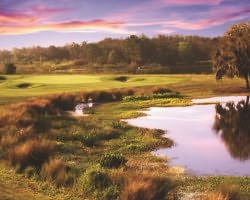Orlando- GOLF tour-Championsgate Golf Resort-International Course-Daily Rate