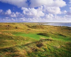 North and North West-Golf excursion-Carne Links