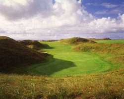 North and North West-Golf vacation-Carne Links-Green Fee