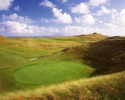 North and North West-Golf trek-Carne Links