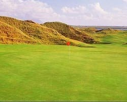 North and North West-Golf expedition-Carne Links
