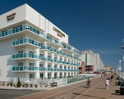 Ocean City DE Shore-Lodging trip-Courtyard by Marriott-Standard Room