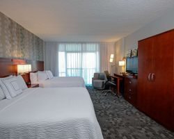 Ocean City DE Shore-Lodging expedition-Courtyard by Marriott-Standard Room