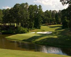 Sandhills- GOLF vacation-Carolina Trace Country Club - Creek Course
