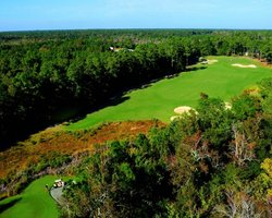 Myrtle Beach-Golf holiday-Carolina National
