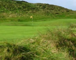 North and North West-Golf trek-Castlerock