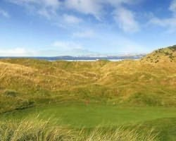 North and North West-Golf trip-Castlerock