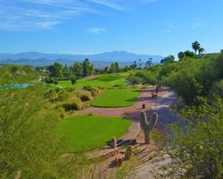 Ftn Hills-Sonoran Golf Trail- GOLF tour-Desert Canyon Golf Club