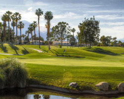 Palm Springs- GOLF travel-Desert Falls-Green Fee incl Cart