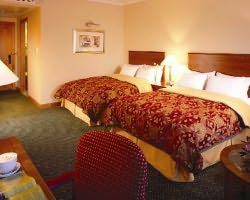 Dublin and East- LODGING holiday-Druids Glen Golf Resort-Standard Room Double Occupancy