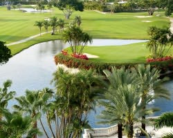 Golf Vacation Package - Diplomat Golf and Tennis Club