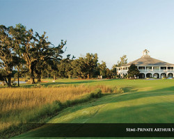 Golf Vacation Package - Dunes West Golf Club