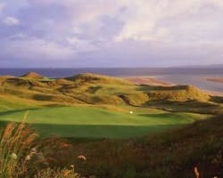 South West-Golf trip-Dooks-Green Fee