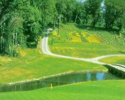 Dublin and East-Golf holiday-Druids Glen-Green Fee