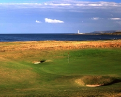 Edinburgh amp East Lothian-Golf tour-Dunbar Golf Club-Green Fee