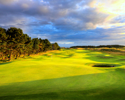 Ayrshire amp West-Golf tour-Dundonald