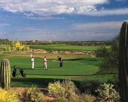 Tucson-Golf trip-The Golf Club at Dove Mountain-Daily Rate