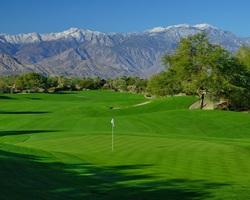Palm Springs-Golf holiday-Desert Willow - Mountainview