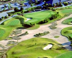 Myrtle Beach-Golf tour-Barefoot Resort - Dye Course