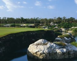 Cancun Cozumel Riviera Maya- GOLF trip-El Camaleon Golf Club