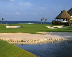 Cancun Cozumel Riviera Maya- GOLF excursion-El Camaleon Golf Club-Non-Guest Daily Round