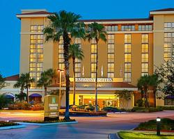 Orlando-Lodging trek-Embassy Suites Hotel - International Drive