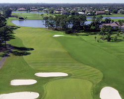 West Palm Beach-Golf vacation-PGA National - Estate Course-Daily Rate