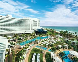 Miami- LODGING weekend-Fontainebleau Miami Beach-Chateau Oceanview
