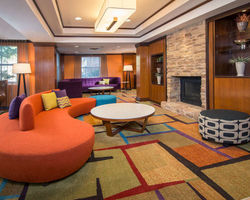 Williamsburg-Lodging weekend-Fairfield Inn and Suites by Marriott