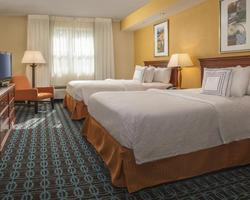 Williamsburg- LODGING trip-Fairfield Inn and Suites by Marriott