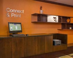 Williamsburg- LODGING trek-Fairfield Inn and Suites by Marriott