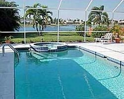 Naples Fort Myers-Lodging trek-Naples Homes and Villas-3 Bedroom Executive 4 Star Pool Home
