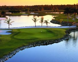 Golf Vacation Package - Lely Flamingo Island Club