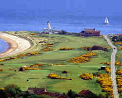Scottish Highlands-Golf holiday-Fortrose and Rosemarkie-Green Fee