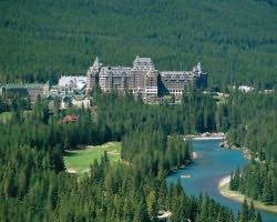 Golf Vacation Package - The Fairmont Banff Springs