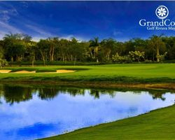 Golf Vacation Package - Grand Coral Golf Course Riviera Maya