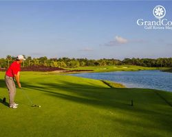 Cancun Cozumel Riviera Maya- GOLF vacation-Grand Coral Golf Course Riviera Maya-Daily Rate