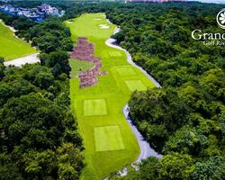 Cancun Cozumel Riviera Maya- GOLF travel-Grand Coral Golf Course Riviera Maya-Daily Rate