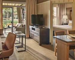Phoenix Scottsdale- LODGING excursion-Gainey Suites Scottsdale-1 Bedroom Suite Queen Queen