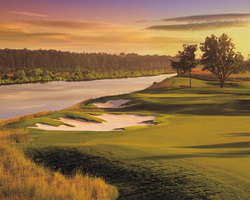 Golf Vacation Package - This Fall, Play 4 Top Tracks and we will give you a $100 Gift Card!